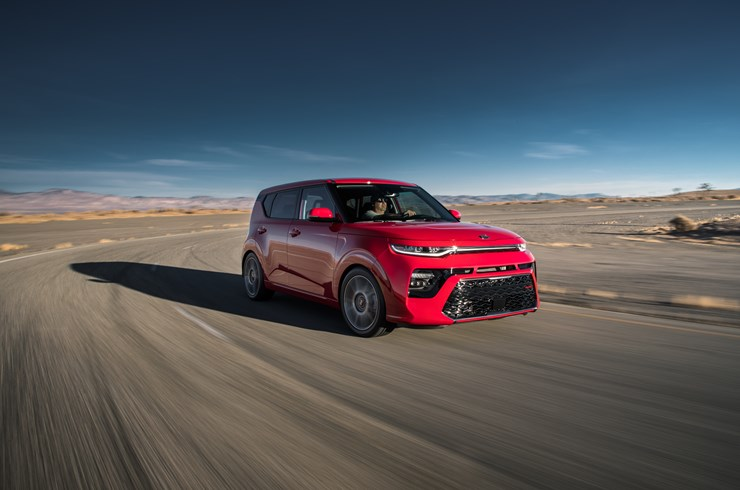 2020 Kia Soul Wins 2019 IIHS TOP SAFETY PICK