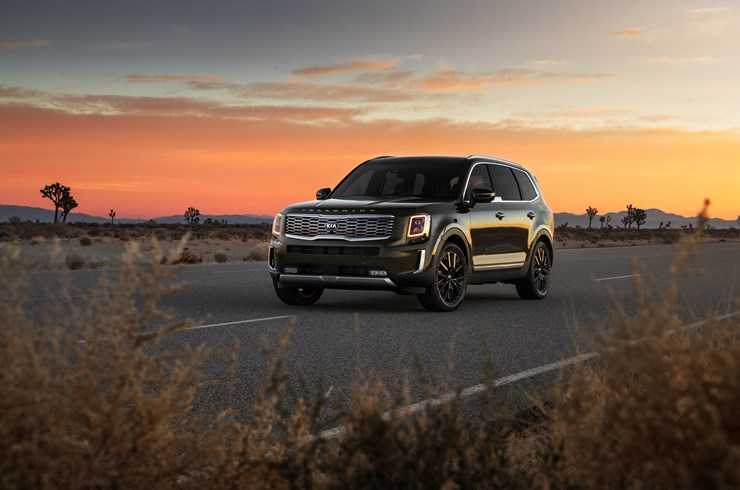 2020 Kia Telluride Safety | Memphis, TN