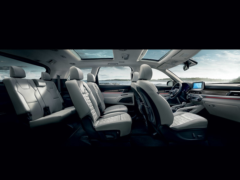 Best Car Interior - Gossett Kia South - Memphis, TN